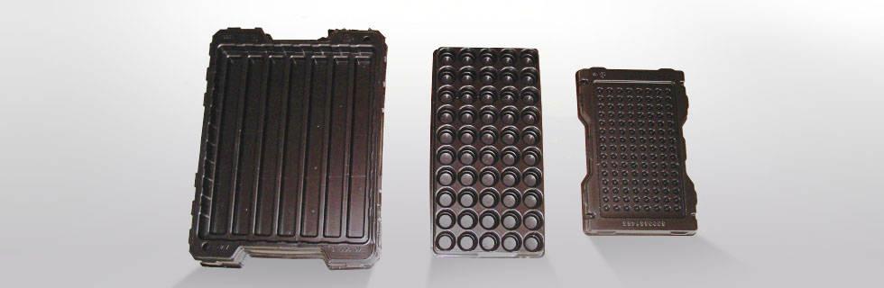 Tacki i produkty termoformowane