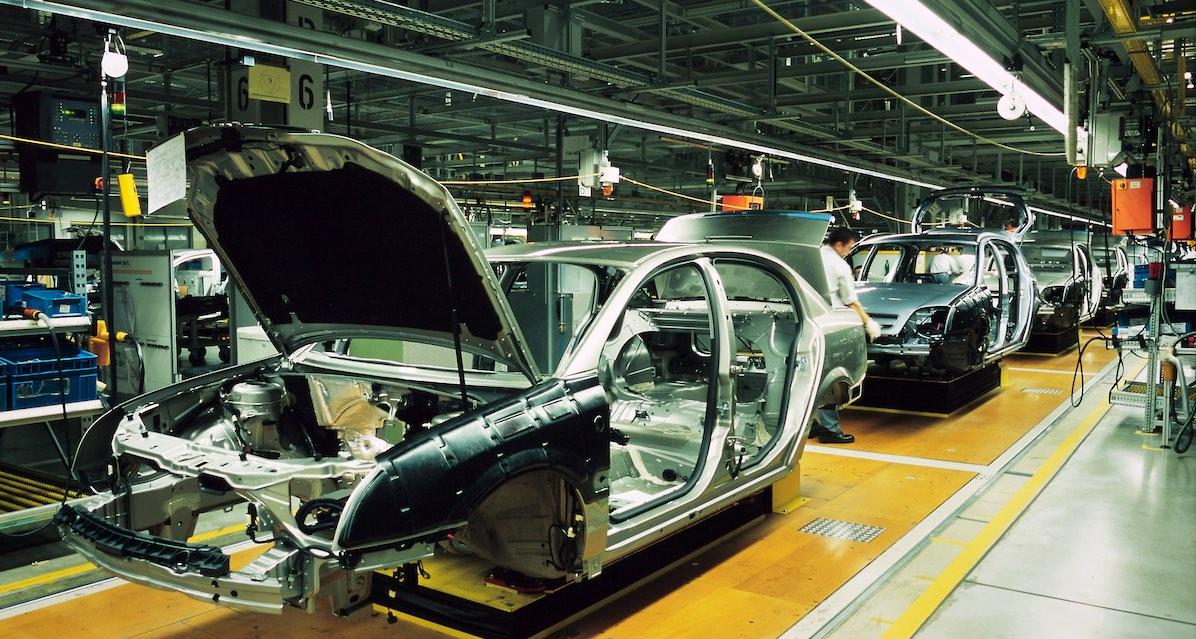 przemysł samochodowy